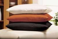 Cojines de algodón y lana ecológicos en diferentes diseños